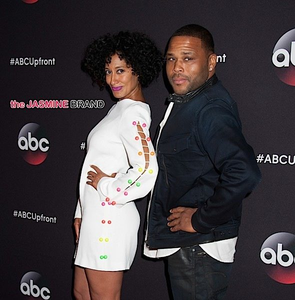 Anthony Anderson & Tracee Ellis Ross Will Host 'BET Awards'