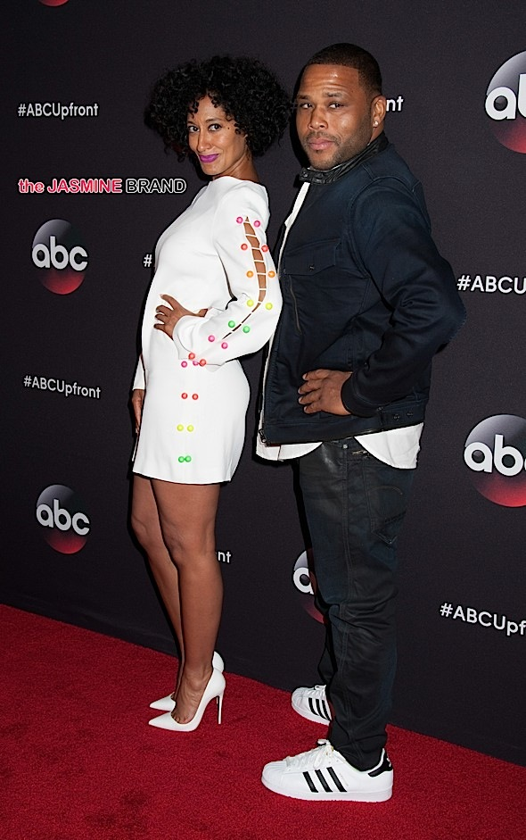 Tracee Ellis, Anthony Anderson