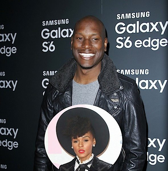 Tyrese Writes An Instagram Love Letter to Janelle Monae