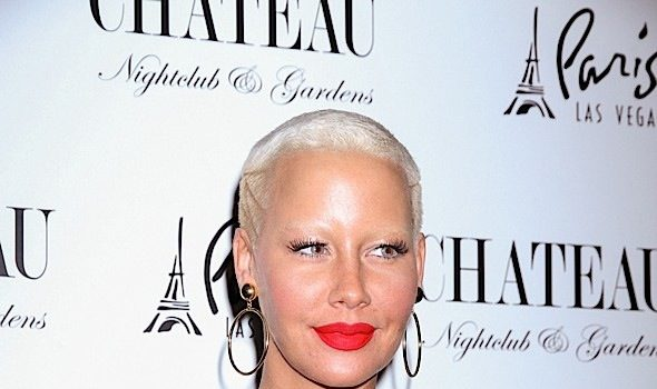 Amber Rose Is Going On Tour, Snags $8 Million Pay Day
