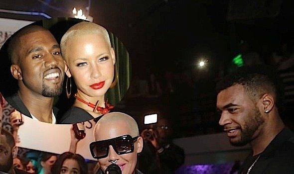 A Tipsy Amber Rose Slams Kanye West's Music: Stop playing n*gg*s I use to f**k! + Kendall Jenner Sued For Trashing Mansion