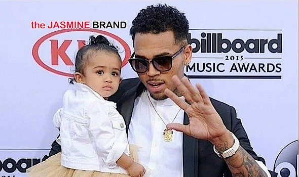 Chris Brown Denies Giving Daughter Asthma By Smoking Weed