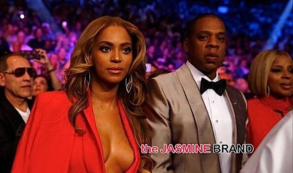 Celebrity Overload! Mayweather vs. Pacquiao Fight Draws: Jay Z & Beyonce, Denzel Washington, Nicki Minaj & Meek Mill, Mike Tyson, Diddy & Cassie, Michael Jordan [Photos]