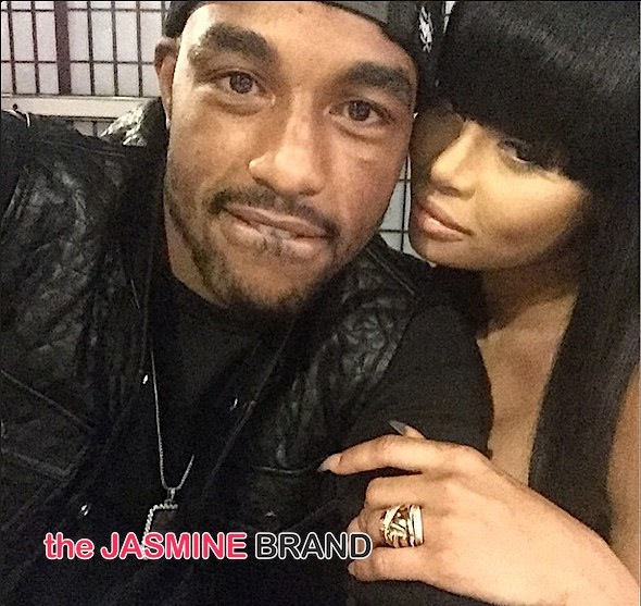 Blac Chyna Booed-Up With Boxer J'Leon Love + Ciara Is the New Face of Roberto Cavalli [Photos]
