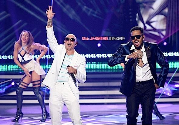Pitbull, Chris Brown