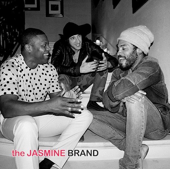 chris tucker-adrian brodey-lenny kravitz-the jasmine brand