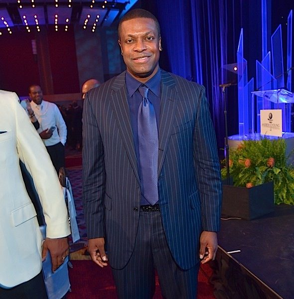 (EXCLUSIVE) Chris Tucker Sues Comedian, Blasts Lawsuit Filed By Man Over Netflix Special