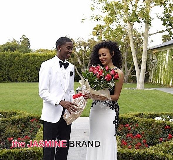 christian combs prom-the jasmine brand