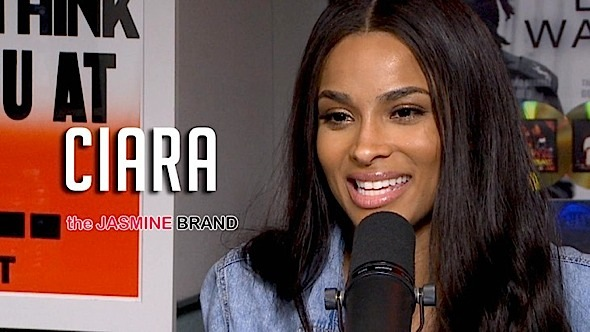 Ciara Gushes About Rumored Boo Russell Wilson: He's an awesome person. [VIDEO]