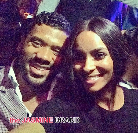 DC Date Night: Ciara & Russell Wilson Go Clubbin'! [VIDEO]