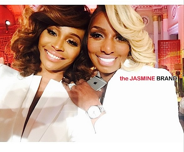 Cynthia Bailey Denies Trying To Cover Up Kenya Moore's RHOA Appearance From NeNe Leakes, Blames Editing