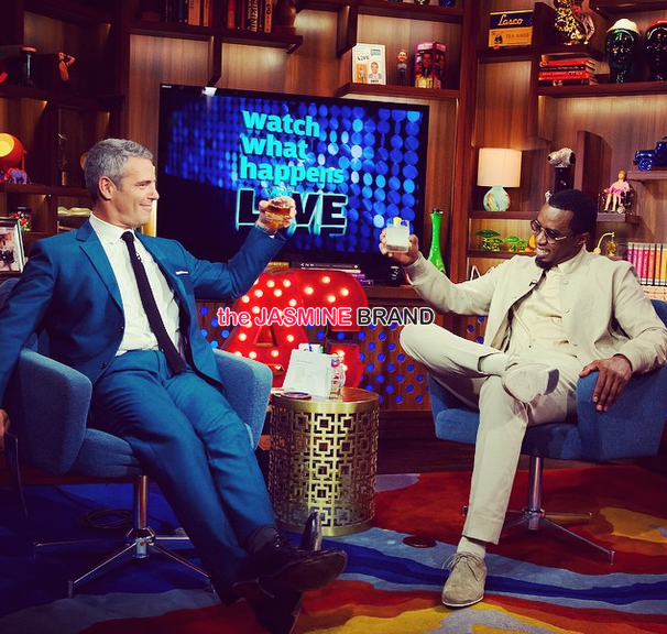 Andy Cohen, Diddy