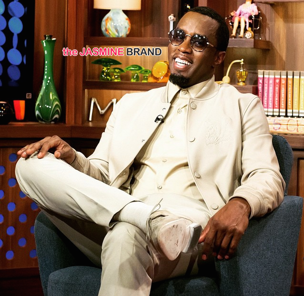 Diddy is NOT ready for a marriage, but will commit to a 'love contract' + Defends Iggy Azalea: You can't be excluded because of your color. [VIDEO]