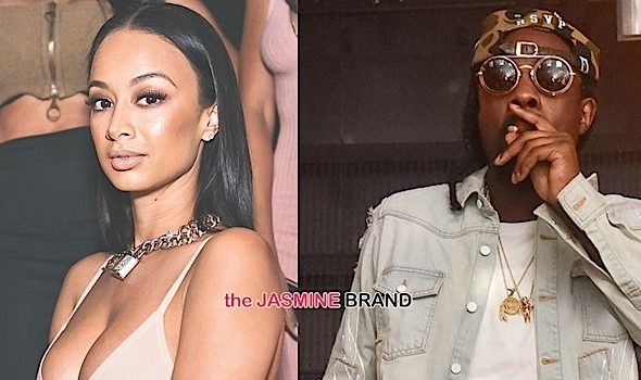 Iggy Azeala, Wale, Nick Young, Draya Michele Party at LA's Playhouse Nightclub [Photos]