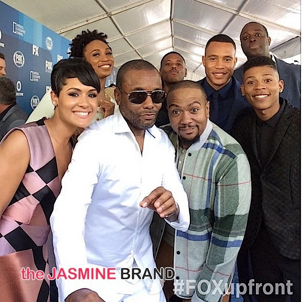 Empire Cast (Upfronts 2015)