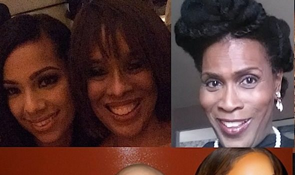 Gayle King Is Happy Erica Mena Left 'Love & Hip Hop', Janet Hubert Threatens Kenya Moore With A Lawsuit + Love & Hip Hop Hollywood's Nikki Mudarris & Mally Mall Split