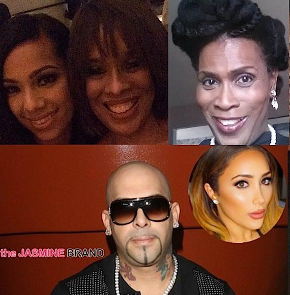 Gayle King Is Happy Erica Mena Left 'Love & Hip Hop', Janet Hubert Threatens Kenya Moore With A Lawsuit + Love & Hip Hop Hollywood's Nikki Mudarris & Mally Mall Split