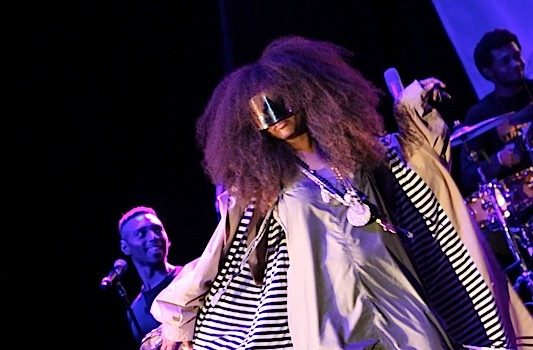 Erykah Badu, Floetry, Doug E. Fresh, Total Perform At 'FunkFest' [Photos]