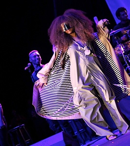 Erykah Badu, Floetry, Doug E. Fresh, Total Perform At 'FunkFest' [Photos]