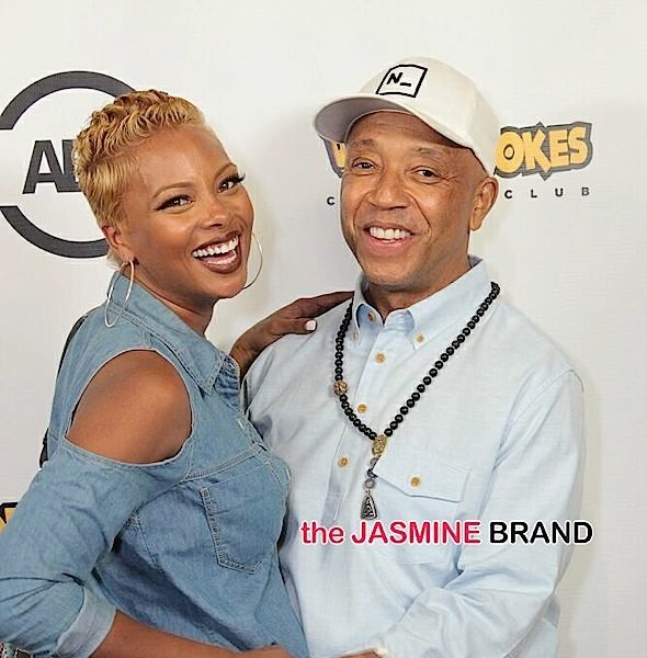 Nicole Scherzinger, Eva Marcille, Karreuche Tran, Columbus Short & DeRay Davis Attend Russell Simmons' 'All Def Comedy Night' [Photos]