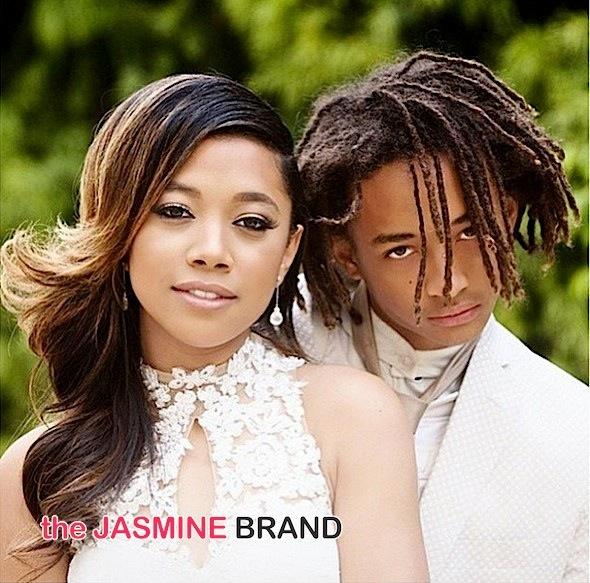 jaden smith-prom-the jasmine brand