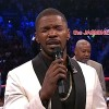 jamie foxx-national anthem-maypac fight floyd mayweather-the jasmine brand