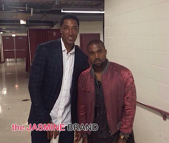 Scottie Pippen, Kanye
