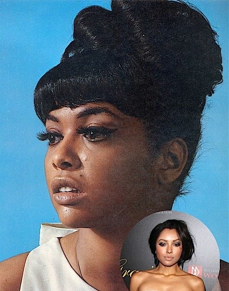 Kat Graham To Play Tammi Terrell In Biopic + Mariah Carey HATED 'American Idol'