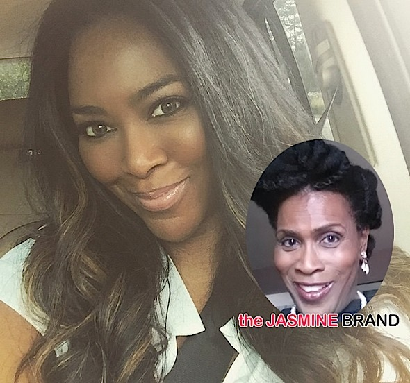 [UPDATE] Kenya Moore Releases Statement, Denies Owing Janet Hubert: She was paid in full! + Janet Responds & It's Not Pretty