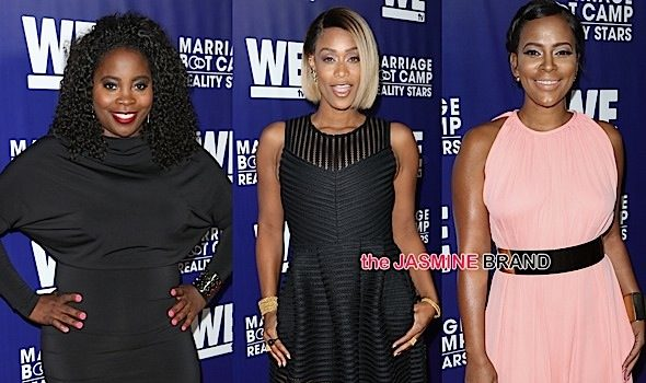 'Marriage Bootcamp' Premiere Party: Tami Roman, Kendra Wilkinson, Kim Kimble, Sundy Carter & More Attend [Photos]