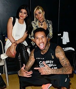Tyga Hosts Celebrity Basketball Spectacular: Kylie Jenner, Karrueche, The Game, Terrell Owens, Nick Young, Sevyn Streeter, Matt Barnes Attend [Photos]