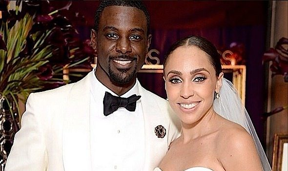 'I Do!' Actor Lance Gross Marries Fiancee Rebecca Jefferson [Photos]