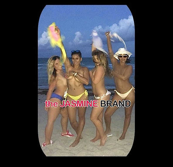 laura govan-lisa raye-topless in miami-the jasmine brand