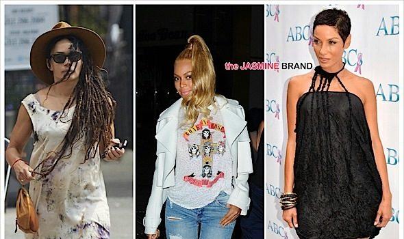Celebrity Stalking: Beyonce, Lisa Bonet, Nicole Murphy, Naya Rivera, Anika Rose, Chandra Wilson [Photos]