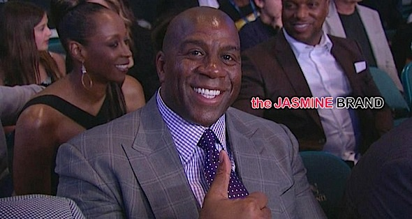 Magic Johnson Creates Top 60 Lists in Celebration of His 60th Birthday