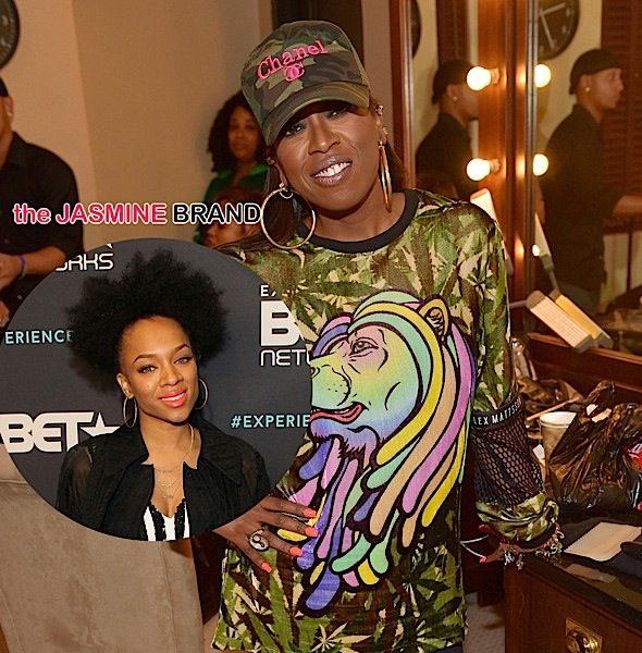 Missy Elliott Denies Shading Lil Mama, Iggy Azalea Cancels Tour + Joe Budden Skips Court