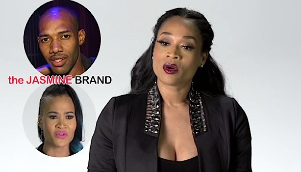 LHHA's Nikko Blames Mimi Faust For Sex Tape: She orchestrated it. [VIDEO]