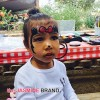 north west-face painting fun-the jasmine brand
