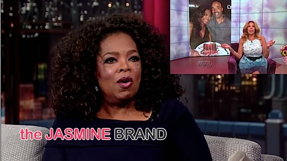 Oprah Hasn't Smoked Weed in 30 Years + Wendy Williams Wants Kenya Moore Fired From RHOA [VIDEO]