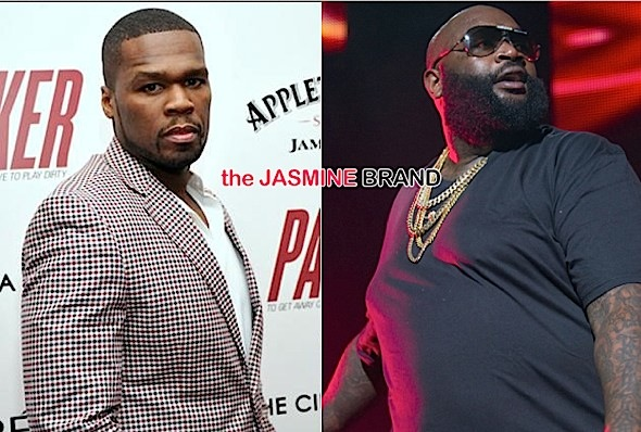 50 Cent Offers This Much To Rick Ross' Baby Mama