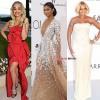 Rita Ora, Chanel Iman, Mary J. Blige