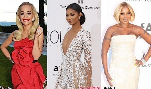 amfAR Kicks Off 'Cinema Against Aids Gala' in Cannes: Mary J. Blige, Rita Ora, Chanel Iman, Zoe Kravitz, Chris Tucker Spotted [Photos]