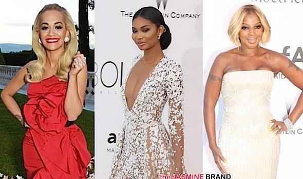 amfAR Kicks Off 'Cinema Against Aids Gala' in Cannes: Mary J. Blige, Rita Ora, Chanel Iman, Zoe Kravitz, Chris Tucker Spotted [Photos]