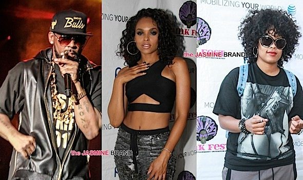 R.Kelly, Da Brat, Demetria McKinney, Uncle Luke Perform At Funk Fest [Photos]