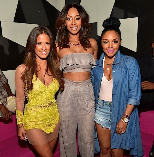 Keri Hilson, Rocsi Diaz, LHHA's Rasheeda Party in ATL [Photos]
