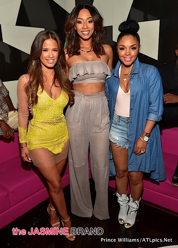 rocsi diaz-keri hilson-rasheeda-the gold room-the jasmine brand