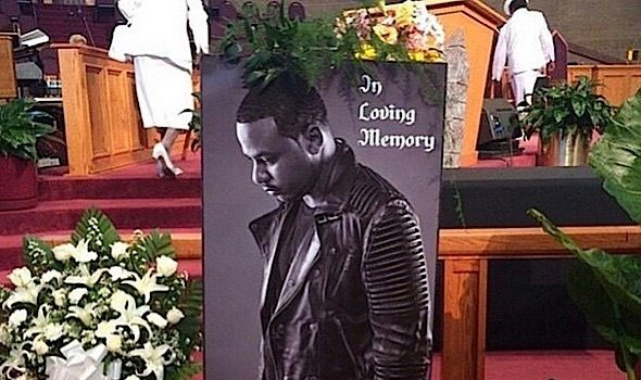 Rapper Chinx Drugz Laid to Rest + French Montana, Juelz Santana Attend [Photos]