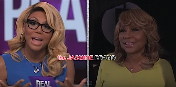 Tamar Braxton Gives Mother A Tearful Tribute [VIDEO]