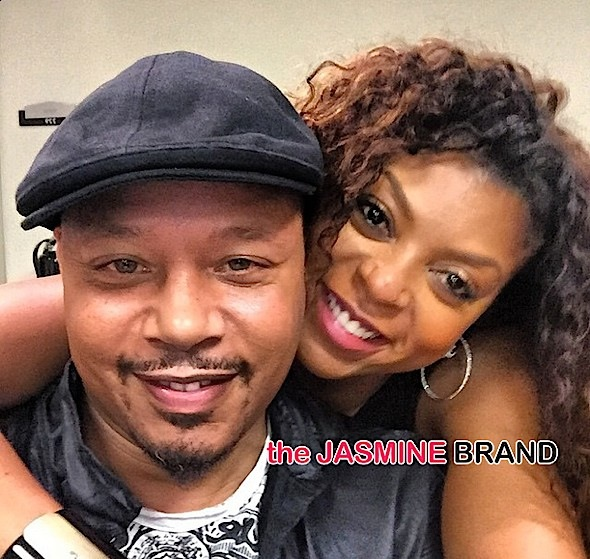 Terrence Howard, Taraji P. Henson