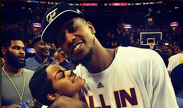 NBA Baller Iman Shumpert & Teyana Taylor Are Having A Baby! [Ovary Hustlin']